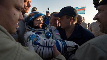 Peggy Whitson astronautti USA