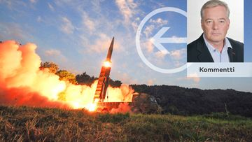 Petri_Saraste_kommentti_Pohjois-Korea