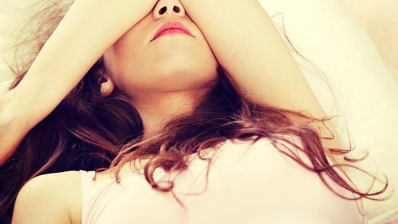 haluttomuus, suru, väsymys