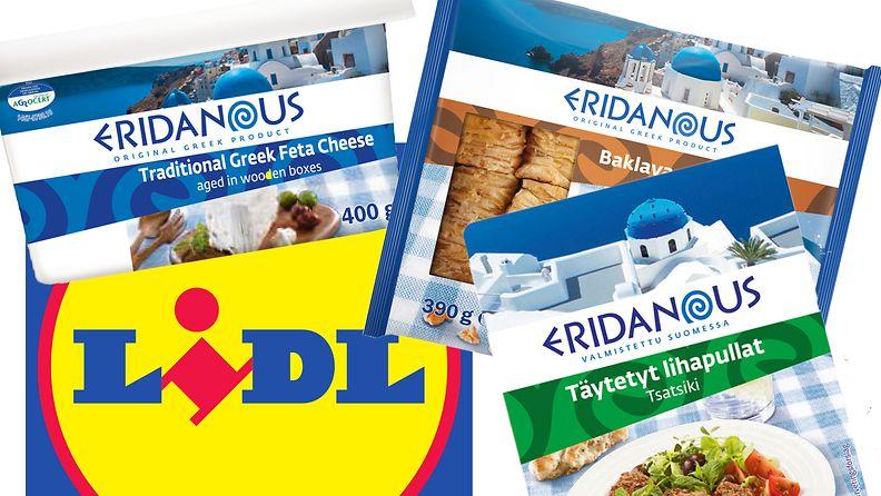 Lidl Eridanous