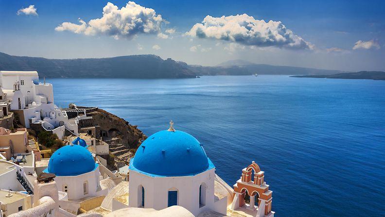 Santorini Anastasis