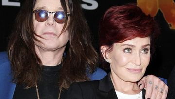Sharon ja Ozzy Osbourne toukokuu 2016
