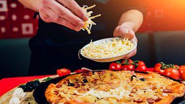 pizza juustoraaste
