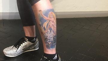Tatuoinnit, taide, Gallen-Kallela, Aino