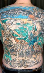 Kalevala Tatuointi