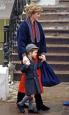 Prinssi William prinsessa Diana 2