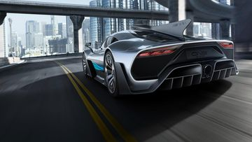 Mercedes-AMG, Project One, F1, 2017 (5)