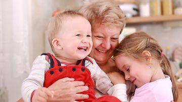 isoäiti, lapsenlapset