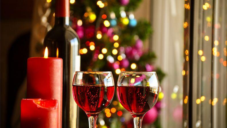 joulu ja viini