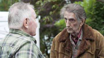 Harry Dean Stanton 2015 Twin Peaks: The Return