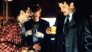 Harry Dean Stanton, Kiefer Sutherland, Chris Isaak 1992 Fire Walk With Me