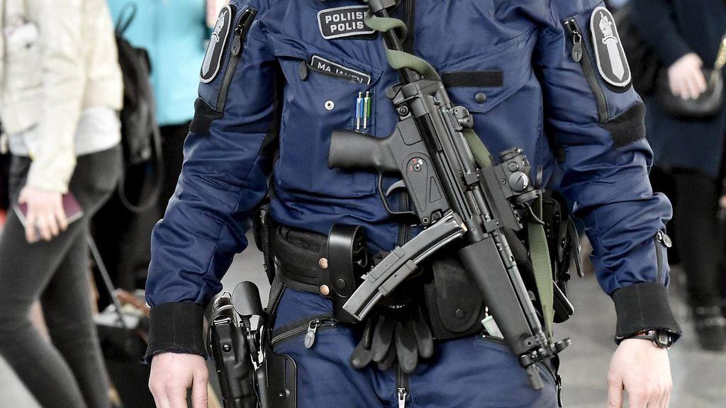 Poliisi Nimetön Vihje