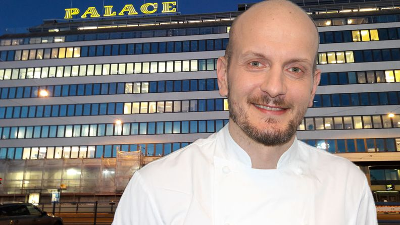 Ravintola Palace Hans Välimäki