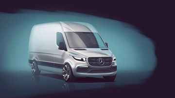 mercedes benz sprinter 2018