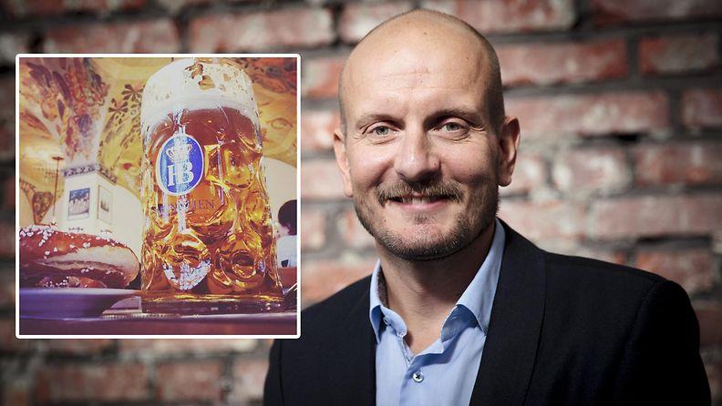 Hans Välimäki oktoberfest munchen