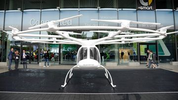 volocopter drone