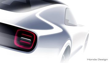 honda sähköauto konsepti