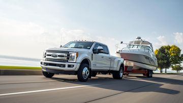 ford f super duty limited