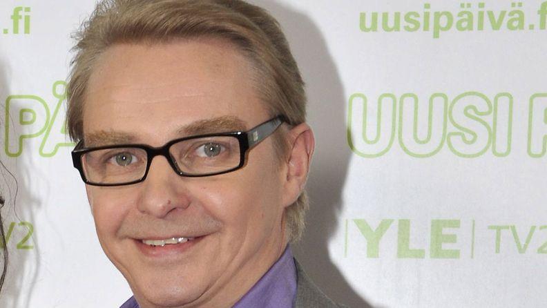 Näyttelijä Antti Majanlahti menehtyi vain 50-vuotiaana