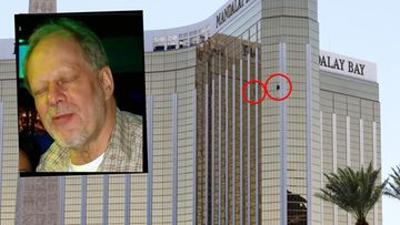 Mandalay Bay Stephen Paddock