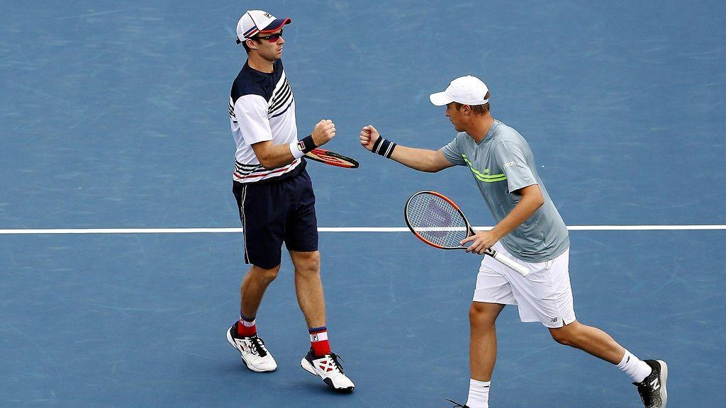 Kontinen ja Peers kovalla taistelulla välieriin Pekingissä - Tennis - Muut lajit - Sport - MTV.fi