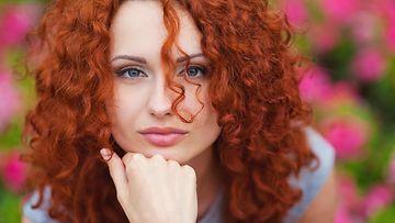 punapää, punaiset hiukset
