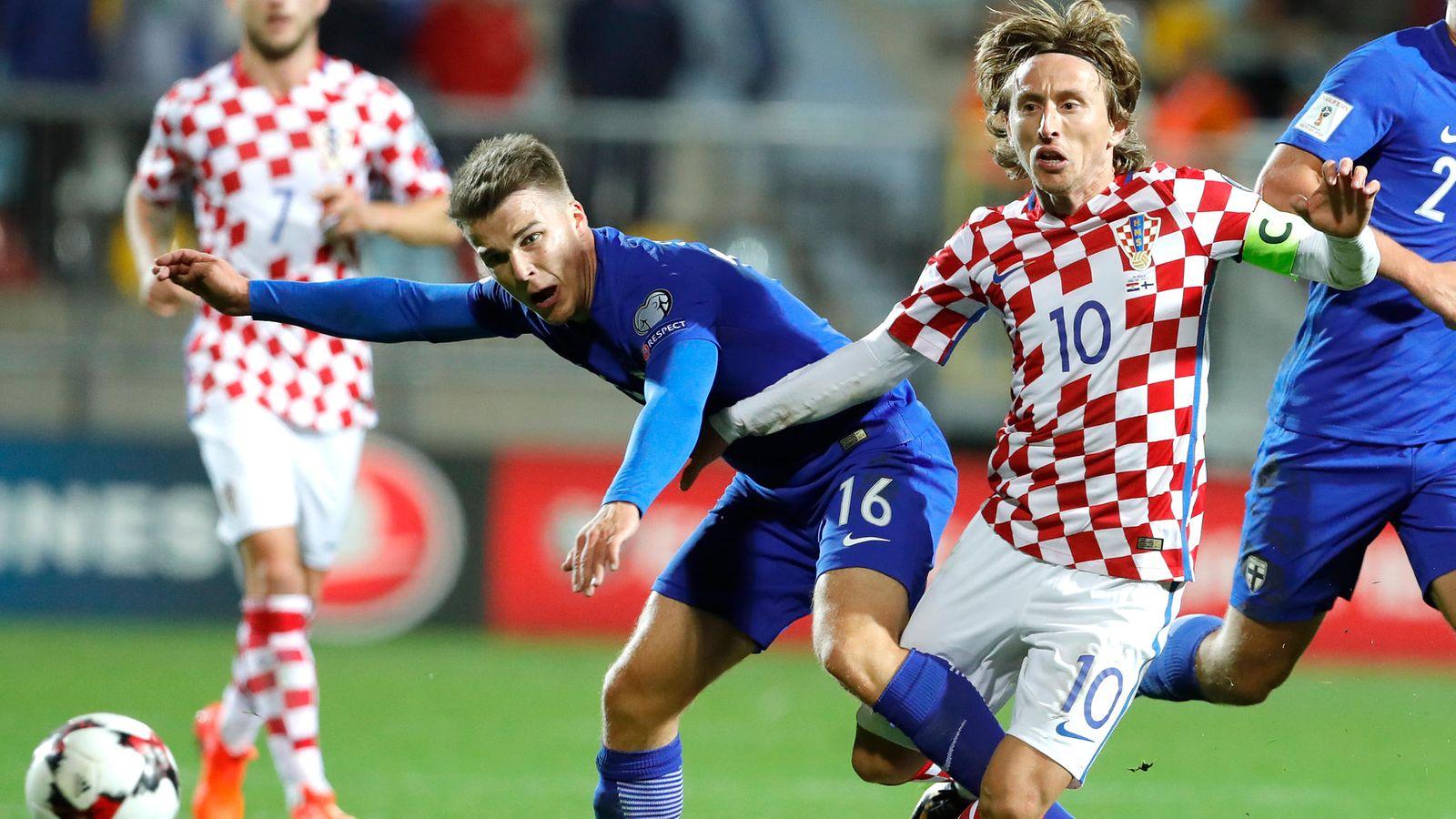 Kroatia Jalkapallo