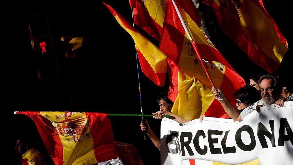 Barcelona Mielenosoitus