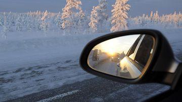 lappi liikenne talvi