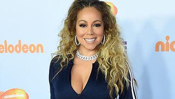 Mariah Carey maaliskuu 2017