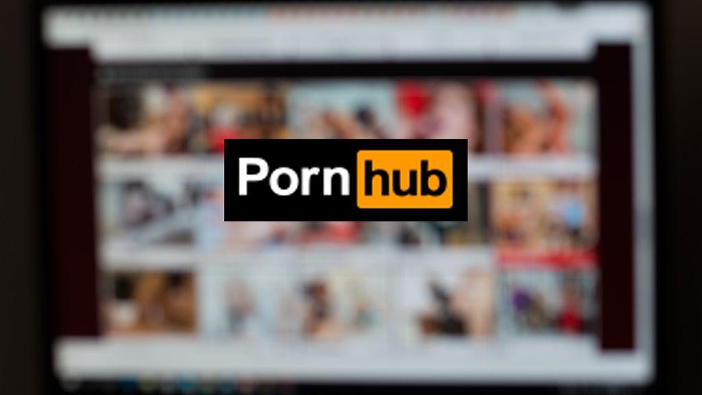 PornHub katsella video