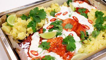 Sriracha-uunilohi kuva