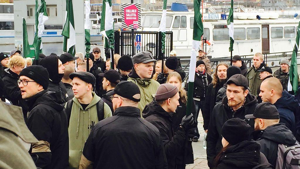 Tampere Mielenosoitus