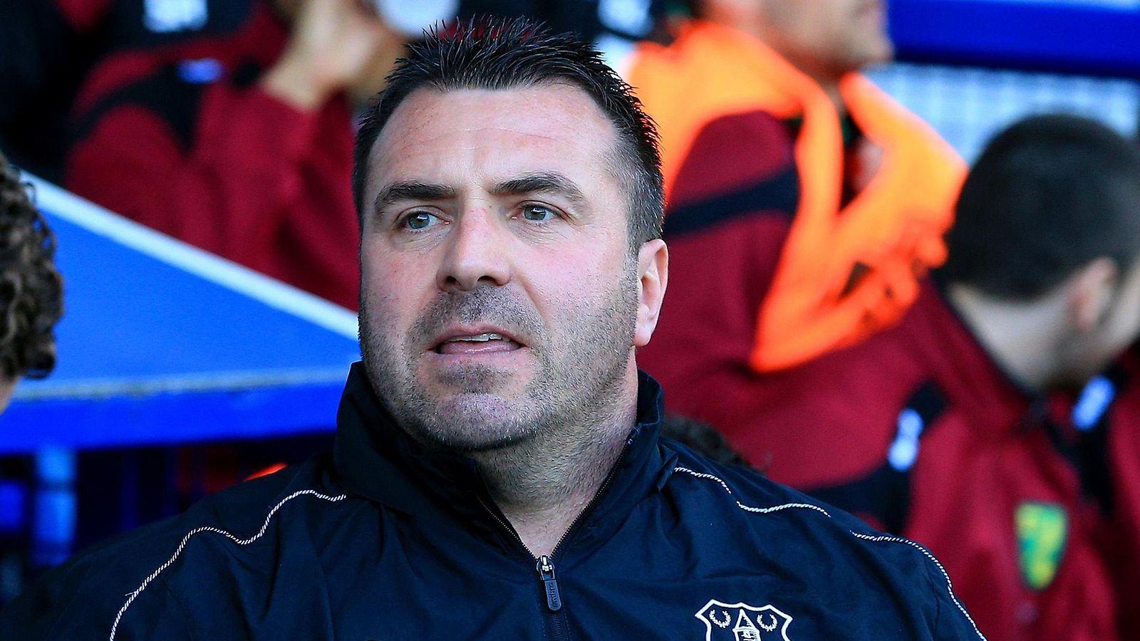 Eilen potkut – nyt Everton nimitti väliaikaisen päävalmentajan - Valioliiga - Jalkapallo - Sport ...