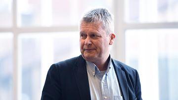 Jari Leivo HOK-Elannon entinen kiniteistöpäällikkö