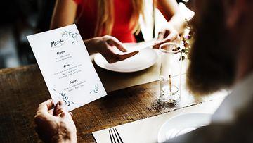 ravintolamenu