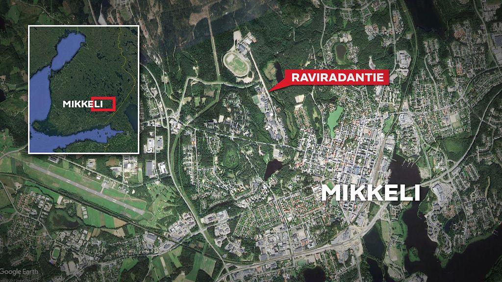 Poliisi Epailee 20 Vuotiasta Ulkomaalaista Miesta Mikkelin