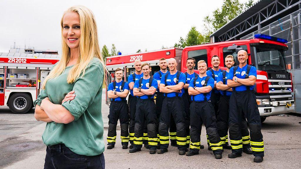 Suomen Paras Palomies Katsomo