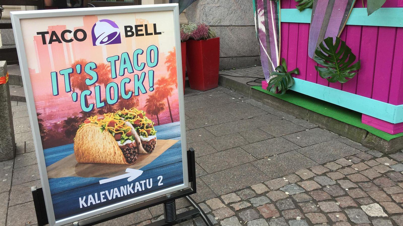 Taco Bell Suomi