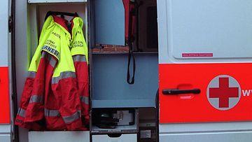 ensihoitaja ambulanssi pelastuslaitos