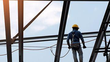 työmies, rakennustyöläinen