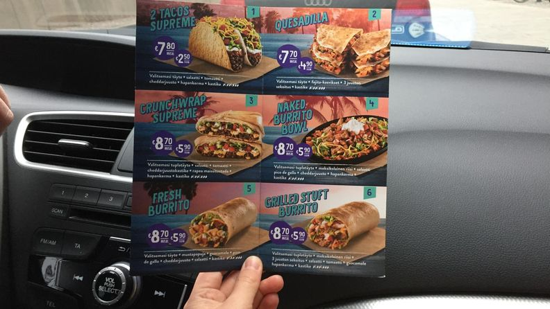 Taco Bell 8