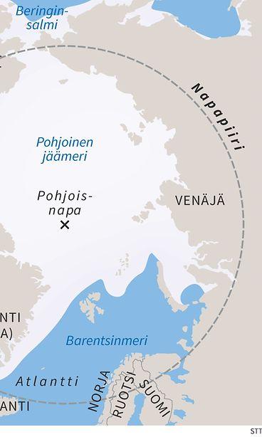 Norjassa Alkoi Oikeudenkaynti Oljynetsinnasta Barentsinmerella