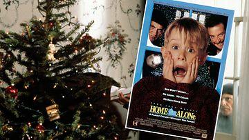 Home Alone yksin kotona Macaulay Culkin