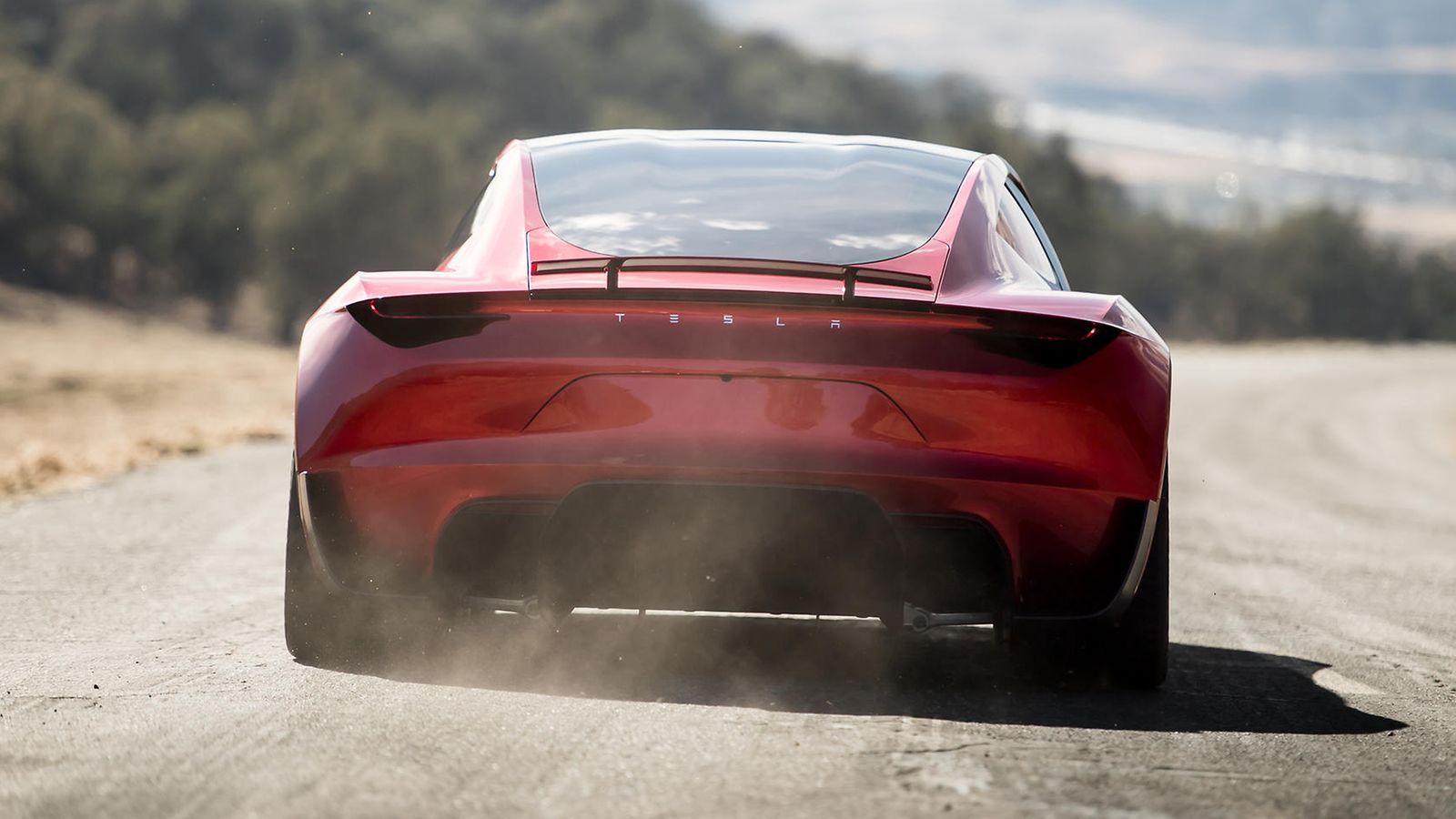 Tesla Sports Car >> Elon Musk Ilmoitti Etta Tuleva Tesla Roadster Pystyy