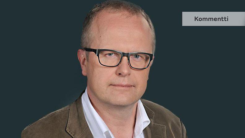 Toimittaja Kommentti Tapio Nurminen