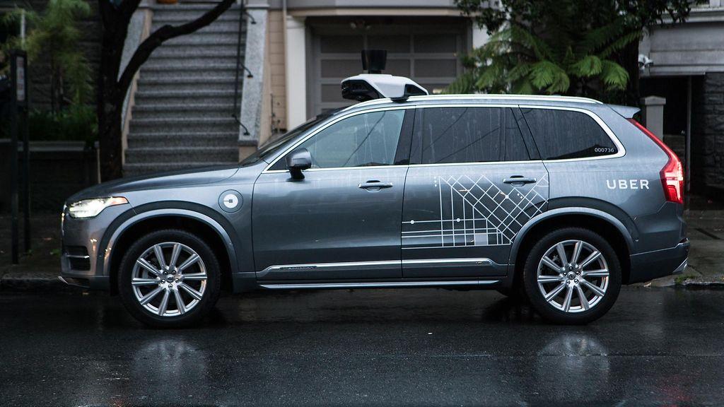 Volvo Toimittaa Uberille Kymmenia Tuhansia Autoja Jotka
