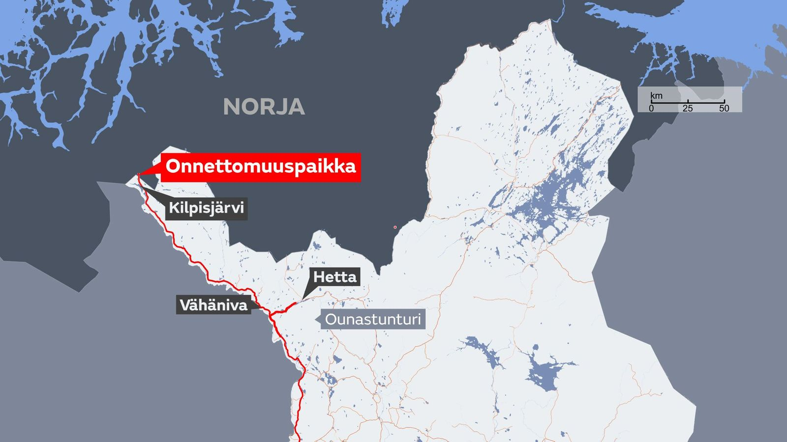 Kelikamerat Norja