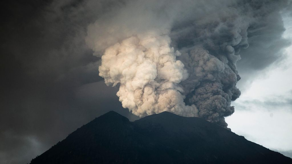 Balin tulivuoren purkaus viilentäisi maapallon lämpötilaa – 200 vuotta sitten purkaus aiheutti ...