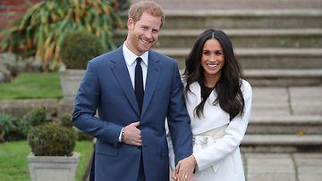 Prinssi Harry ja Meghan Markle 27.11.2017 4